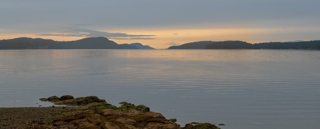 peaceful moments on Gabriola Island