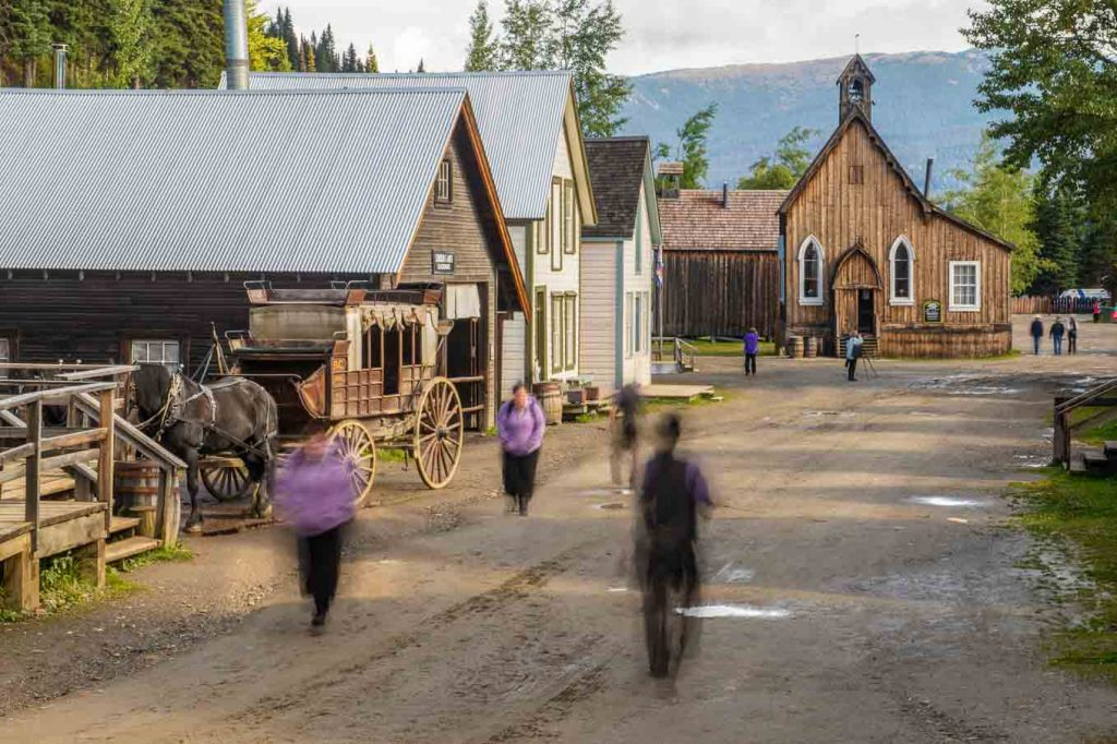 Barkerville, BC photography workshop.