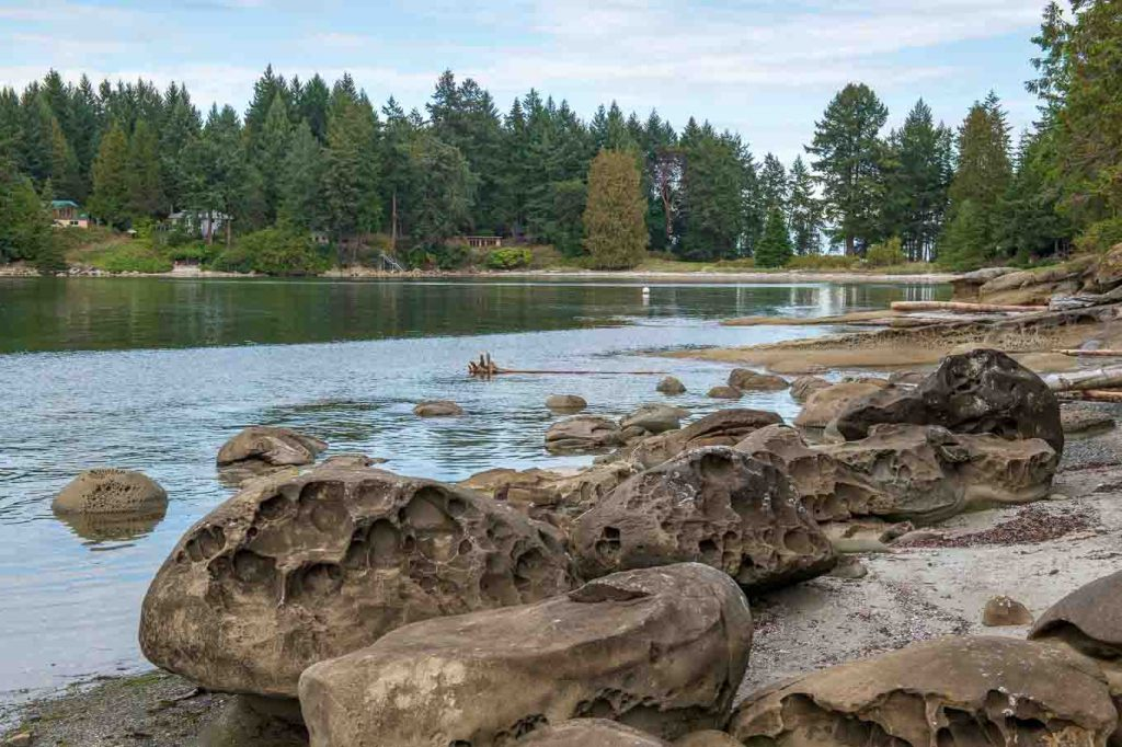 Gabriola Island creative photography workshop with Dennis Ducklow.