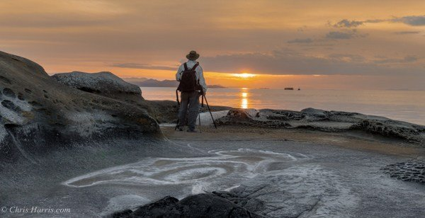 photographic creativity found on Gabriola Island